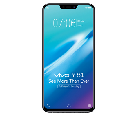 SEE MORE THAN EVER WITH THE VIVO Y81 SMARTPHONE | Vivo Singapore